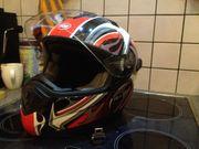 Motorrad Helm FM 49 Luxus