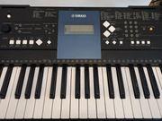 Yamaha Keyboard inkls Ständer Tasche