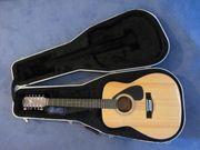 Gitarre Yamaha FG 411S 12-saitig