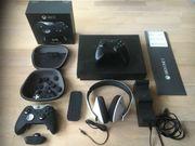 Xbox One X mit viel