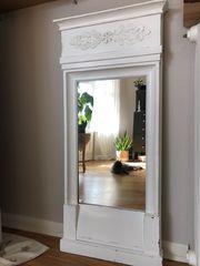 Spiegel antik vintage Landhaus