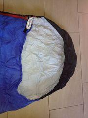 3 verschiedene Schlafsäcke Schlafsack Mumienschlafsack