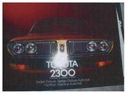 Suche Prospekt vom Toyota 2300