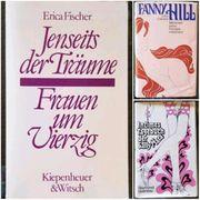 3 Bücher über das weibliche