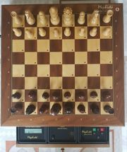 Schachcomputer Mephisto Genius 68030