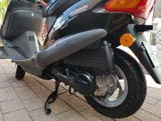Honda Bali 50 km h