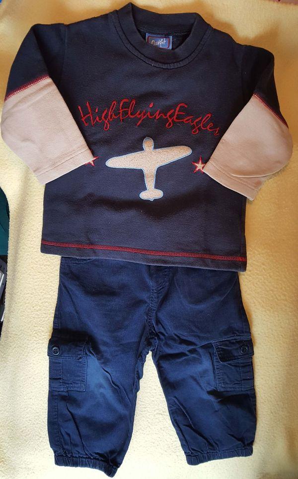 Jungen Pulli Gr 92 Sweater