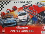 Carrera Police Control Racing Set