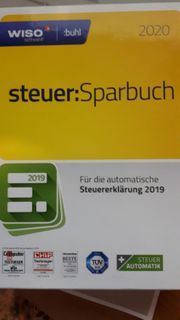 WISO Buhl Steuer Sparbuch - 2020 -