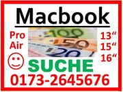 Suche Apple MacBook Pro Air