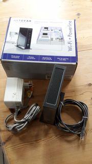 NETGEAR N300 Wireless Router Built-in