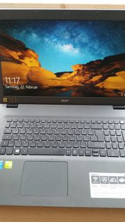 Laptop Acer Aspire E17 17