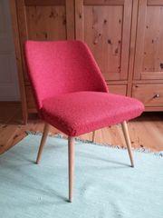 Cocktail Sessel Stuhl DDR Vintage