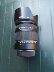 Nikon Objektiv Sigma 1 3