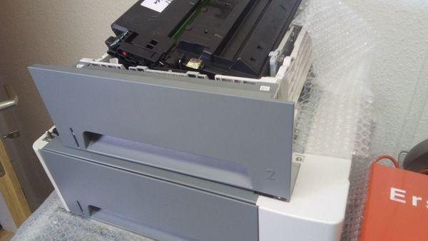 HP Drucker Laserjet P 3005dn -