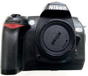 Digitale Spiegelreflexkamera Nikon D 70
