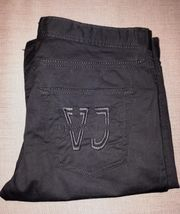 Versace Jeans schwarz Gr 41