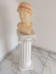 Büste in griechischem Stil