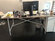 Richard Lampert Bürotisch Schreibtisch sehr