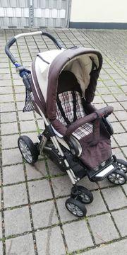 HARTAN Kombi-Kinderwagen Racer MUSS RAUS