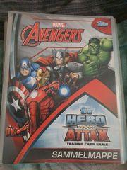 Avengers Sammelalbum