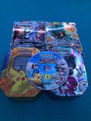 Alte und seltene pokemon karten