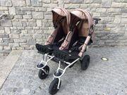 TFK TWIST DUO Zwillings - Geschwisterwagen
