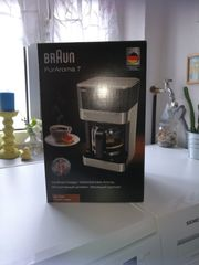 Kaffeemaschine Braun PurAroma 7 KF