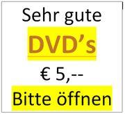 Versch DVD s EUR 5