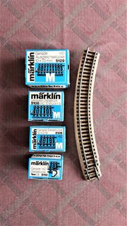 Märklin M Gleis 5108 5109