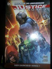 Justice League 160 Seiten DER