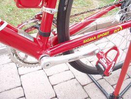 Neues Cannondale Klassiker Rennrad RH: Kleinanzeigen aus Bad Homburg Homburg - Rubrik Mountain-Bikes, BMX-Räder, Rennräder