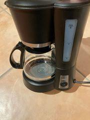 Kaffeemaschine mit Filter