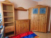 Echtholz Kinderzimmer Einrichtung in gutem