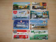 Miniatur LKW Sammlung