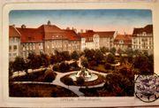 1921 Oberschlesien Oppeln - französiche gestempelte