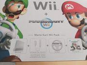 Nintendo Mario Card Wii Pack