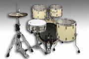 Schlagzeug-Set von Pearl Vision Serie