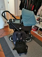 Bugaboo buffalo all black