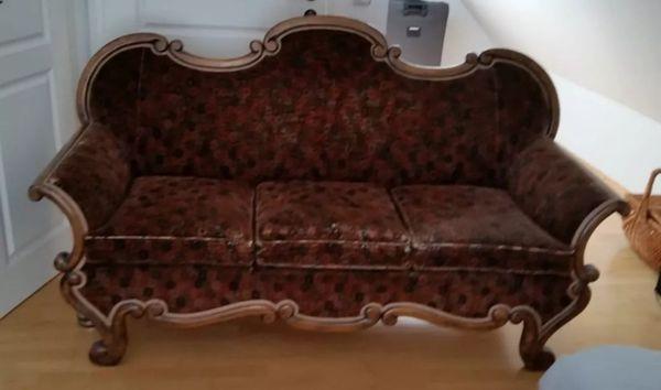 Sofa von 1980