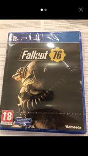 Fallout 76 für Ps4