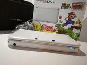 SOLD Nintendo 3DS XL Weiss