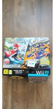 Wii u Konsole mit 2