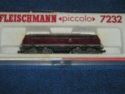 Fleischmann 7232 Diesellok Baureihe 210