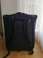 Tauchkoffer Backpacker Koffer neuwertig