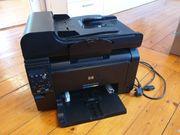 Multifunktionsdrucker HP LaserJet 100 MFP