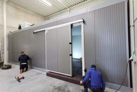 Kühlraum Kühlzellen Tiefkühlzelle Tiefkühlraum 2,20m 2,00m 2,08m