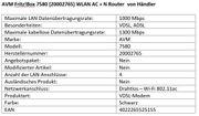 AVM Fritz Box 7580