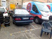 E 220 CDI UNFALLWAGREN Diesel