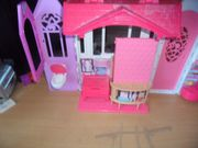 Barbie Home klappbar